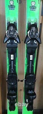 Ex demo Stockli Laser SX skis 170 cm