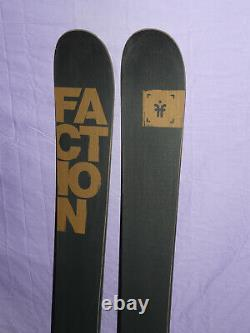 FACTION Candide 3.0 Thovex 175cm All-Mountain Powder Alpine SKIS no bindings