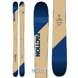 Faction Candide 2.0 CT Symmetrical Twin All-Mountain Ski New 2019 (178cm)