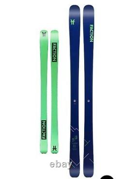 Faction Skis Agent Touring 1.0 178cm Backcountry Ski Mountaineering 86mm Waist