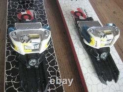 Fat-ypus Driddum 188 cm Skis with Marker Jester Pro Bindings DIN 6-16 twin tip