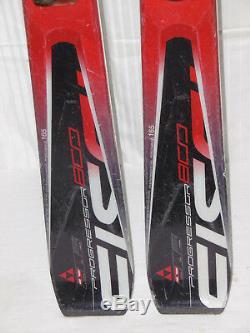 Fischer Ski Progressor 800 Top Allmountain Carver + Bindung Länge 165 CM