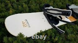 Generics 142cm Snowboard USED SKI SNOW BOARD