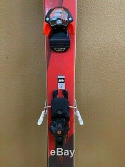 Great All Mountain Ski Atomic 107 Backland