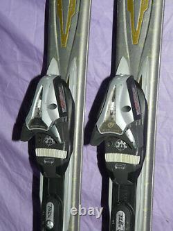 HEAD Every Thang 163cm All-Mountain Women's SKIS with int Tyrolia RF10 Bindings