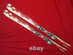 HEAD Xenon Xi 7.0 163cm All-Mtn Skis with Tyrolia RFD11 Integrated Bindings
