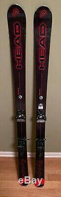 Head Monster 88 All Mountain Skis with Tyrolia Attack 13 Bindings 177cm