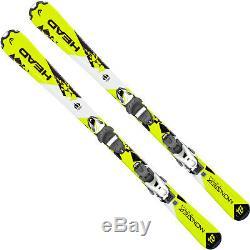 Head Monster SLR 2 Kinder-Ski + SLR AC Bindung Juniorski All Mountain Ski-Set