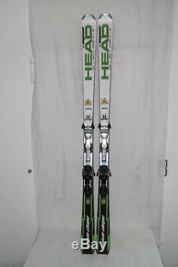 Head Super Shape Magnum Top Ski Allmountain Carver 177 CM + Bindung
