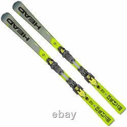 Head Supershape i. Speed SW Ski + PRD 12 GW Bindung Alpinski-Set Skiset Piste NEU