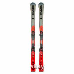 Head i. Rally 2019/2020 All Mountain Carving Skis with PRD 12 GW Bindings NEW