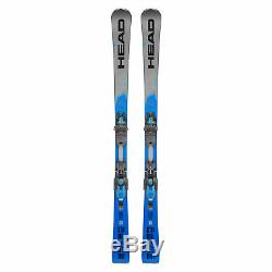 Head i. Titan 2019/2020 All Mountain Carving Skis with PRD 12 GW Bindings NEW