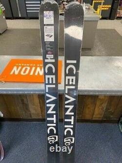 Icelantic Skis Nomad 115 Men's Skis 181cm NEW