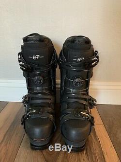 Impeccable Condition Apex HP All-Mountain Mens Ski Boots Size 27