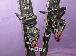 K2 Apache Crossfire All-Mountain skis 174cm with Marker MOD 12.0 IBX ski bindings