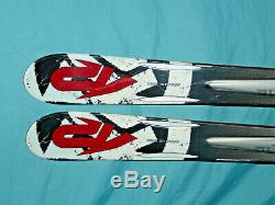 K2 Apache Pro MOD 167cm All-Mountain SKIS with Marker MOD 10.0 Integrated Bindings
