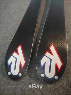 K2 Apache Stryker All Mountain 167cm Skis Marker 11.0 Bindings