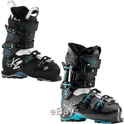 K2 BFC W 90 Damen-Skistiefel 4-Schnallen Skischuhe All-Mountain Frauen-Boots