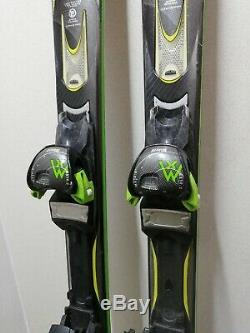 K2 Charger AMP 174 cm Ski + Marker MX 14 Bindings Winter Sports Fun Downhill