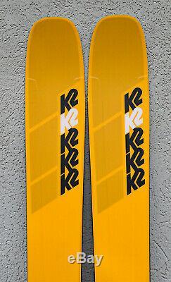 K2 Mindbender 108 Ti 179 cm 2020 All mountain Skis