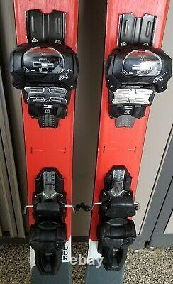 K2 Mindbender 90 C Ski (156 CM) With Tyrolia Attach 11 AT Bindings FREE FedEx
