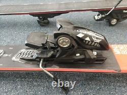 K2 Mindbender 99ti 170cm Skis with Griffon Marker Bindings + Swix Excalibur Poles