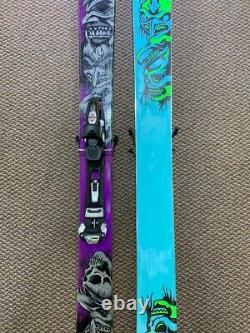 K2 ObSETHed Pro Model Skis with Marker Baron Bindings (CJL039632)