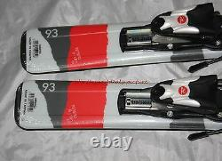 Kids Skis Rossignol ROC Jr 93cm with Rossignol comp kid adjustable bindings NEW