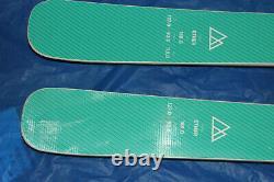 Men's All Mountain powder park Skis 188cm + Head adjustable PR11 bindings NEW