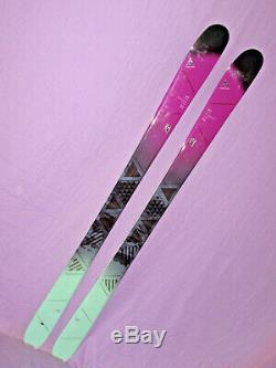 NEW 2019 Fischer My Ranger 85 women's light all mountain skis 159cm no bindings
