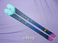 NEW! Fischer My MTN 84 Air-Tec Women's All-Mountain Skis 150cm with Rocker NEW