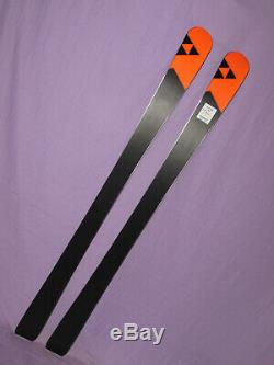 NEW! Fischer PRO MTN 86 Ti skis 168cm with All Mountain Rocker no bindings 2018