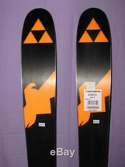 NEW Fischer RANGER 90 Ti all mountain skis 172cm with Freeski Rocker no bindings
