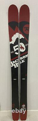 NEW Jackson Hole 50th Anniversary Rossingol Soul 7 Skis