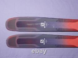 NEW! Salomon QST The Myriad 85 Women's Skis All Terrain Rocker 169cm no bindings