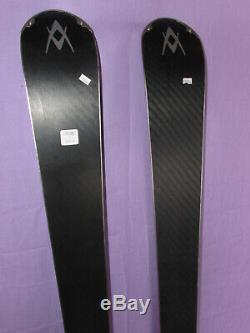 NEW! Volkl RTM 78 All-Mountain Skis with Tip Rocker 170cm with 4Motion 12.0 Bindings