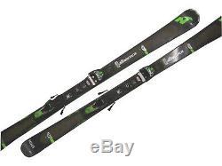 NORDICA GT 76 TI 168 cm Ski Set Allmountain Test-Verleih Carver + Ski-Bindung