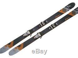 NORDICA NRGY 85 Allmountain Freeride 185cm Ski Bindung Marker Square 0958656-X19