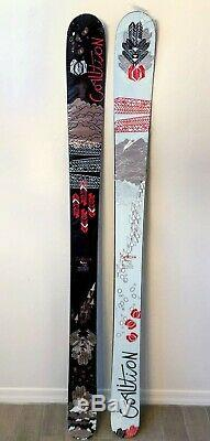 New Coalition Snow Abyss Ski Powder All Mountain -180 cm