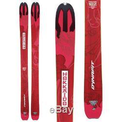 New Dynafit Hokkaido Inbounds & Backcountry All Mountain Powder Skis 182cm