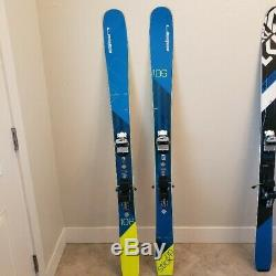 New, Last Year's Men's ELAN Ripstick 106 All-Mountain Skis-174cm