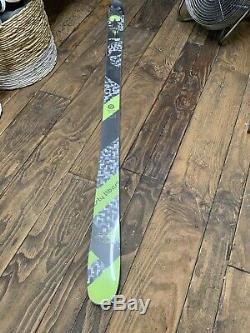 New NOS Liberty Antigen Bomb Rocker Bamboo 184 All Mountain Colorado Tree Skis