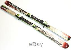 Nordica Burner Allmountain gebraucht Ski 178 cm Ski Bindung Marker Sy18 3096