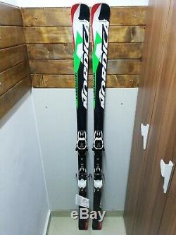 Nordica Dobermann World Cup GS 177 cm Ski + BRAND NEW! Atomic 10 Bindings Snow