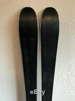 Nordica El Capo Shorty Rocker All Mountain Downhill Skis 150 cm. VERY NICE