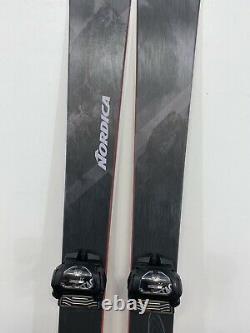 Nordica Enforcer 2021 172cm Tyrolia Attack 11 Bindings All Mountain Ski