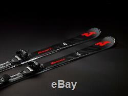 Nordica GT 75 FDT + TP2 Compact 10 162 168 174 cm All Mountain Ski 0A9052SA001