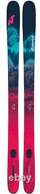 Nordica Santa Ana 93 ladies snow skis 158cm (ALL NEW == EARLY RELEASE) NEW 2021