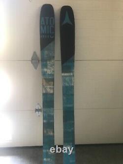 Ntn telemark outlaw bindings on atomic automatic skis
