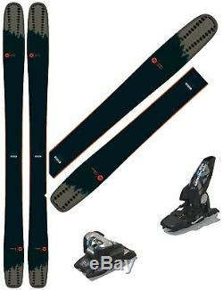 ROSSIGNOL 2020 SOUL 7 HD 180CM ALL MOUNTAIN SKIS With BINDINGS, NEW